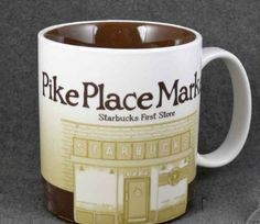 1000 Images About Starbucks Mugs From Around The World That I Ve Collected On Pinterest