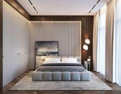 Modern Bedroom Design, Master Bedroom Design, Modern Elegant Bedroom, Hotel Bedroom Design, Bed Furniture, Furniture Design, Ideas Dormitorios, Round Beds, Suites