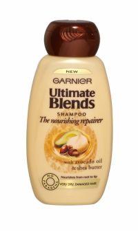 GARNIER ULTIMATE BLENDS SHAMPOO 250ML THE NOURISHING REPAIRER Hair Oil, Health And Beauty, Shampoo, Hair Care, Household, Fragrance, Range, Makeup, Stuff To Buy