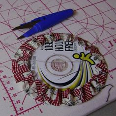 CD Coasters Tutorial
