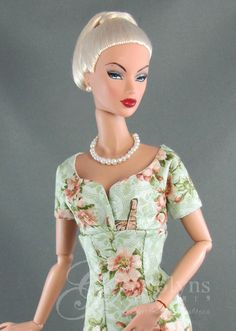 Plastic Girl, Fashion Dolls, Barbie, Guys, Elegant, Blouse, Women, Classy, Blouses