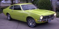 70's Ford Maverick