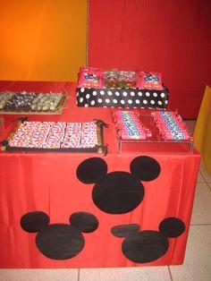 Mickey birthday party