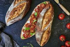 Extra tangy sourdough bread A chewy, light-textured loaf with a creamy, hole-riddled interior. Sourdough Recipes, Flour Recipes, Cooking Recipes, King Arthur Sourdough Recipe, Artisan Sourdough Bread Recipe, Sourdough Biscuits, Flatbread Recipes, Gf Recipes, Delicious Recipes