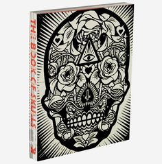 From the Grateful Dead to skater punk graffiti, from haute-couture to rock memorabilia the skull is the the most recognizable symbol of today's contemporary visual culture. The Book of Skulls, edited by Faye Dowling and published by Laurence King presents a cool visual guide to the skull, charting its rebirth through music and street fashion to become today's ultimate anti-establishment icon.
