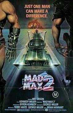 """Mad Max 2 - The Road Warrior (1981) """"Mad Max 2 - A Caçada Continua"""""""
