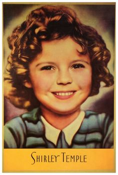 Shirley Temple 11x17 Movie Poster (1934)