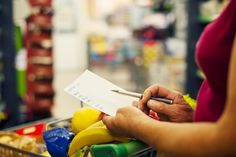 Great tips on saving money on your grocer and food bill.