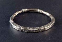 Miao traditional ethnic bracelet, SE Asia   ethnicadornment