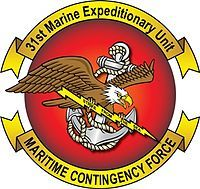 31st Marine Expeditionary Unit (31st MEU), Hansen Marine Corps Base Okinawa.