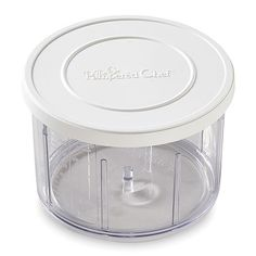 Manual Food Processor Storage Lid & Bowl Set - Shop | Pampered Chef US Site