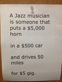 the reality of jazz