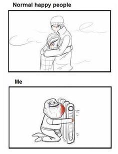 Forever alone / Meme