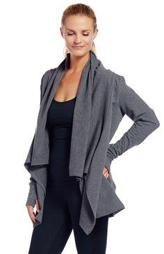 Whitney Wrap Jacket