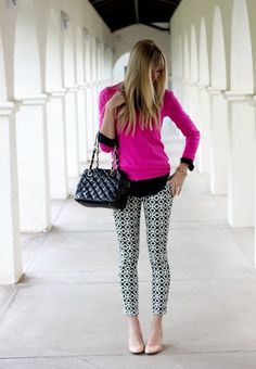 Luv this outfit....especially the pants!