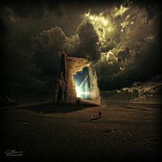 fansty  dreams | the_portal_of_my_dreams | Fantasy Art