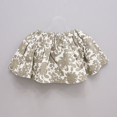 Bonbon Butik Floral Skirt (3C)