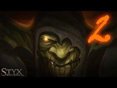 Styx Master of Shadows Gameplay Manqueando en Español HD - YouTube