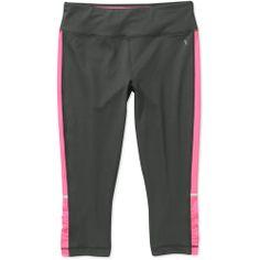 Danskin Now Women's Basic Knit Capri Pants | Capri pants, Knits ...