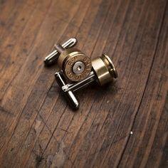 Bullet #Cufflinks