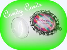 25mm x 18mm Magnifying Dome Glass Cabochon & Setting Set Bargain Pack SALE Clear
