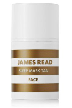 James Read has managed to combine two things we never thought to mix, but that are so perfect together: a self-tanner and a night mask. It works like a facial, but also delivers a subtle, bronzy glow.James Read Sleep Mask Tan, $43, available at Net-A-Porter.