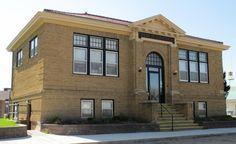 Carnegie Library (Arcadia, Nebraska) | Flickr - Photo Sharing!