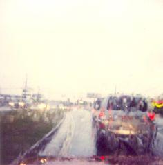 Rain #polaroid