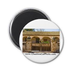 Mission San Miguel Arcángel California Fridge Magnets from the Cheshire Cat Photo Store on Zazzle!