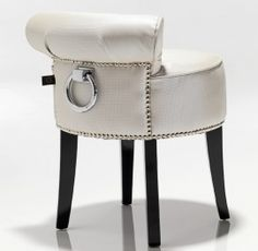 This stunning little dressing table stool is the perfect addition ...