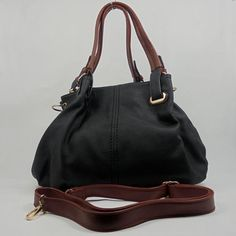 Bolso shopper negro #fashion  #style  #boutique #bolso #moda