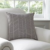 Found it at Birch Lane - Cassie Pillow Cover, Pewter