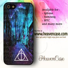 Deathly Hallows Alley Blue available For Iphone 4/4s/5/5s/5c case , Samsung Galaxy S3/S4/S5/S3 mini/S4 Mini/Note 2/Note 3 case , HTC One X , HTC One M7 case , HTC One M8 case and many more , check our website www.heavencase.com