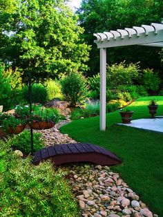 """Inspiration for my front """"yard"""" landscaping"""