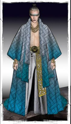 Madama Butterfly. Costume design by Gary McCann.