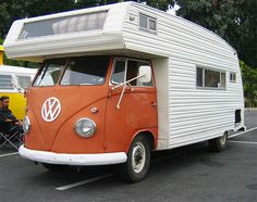 Wait, what? That's different... #camper