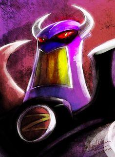 Evil Emperor Zurg by *MistyTang on deviantART