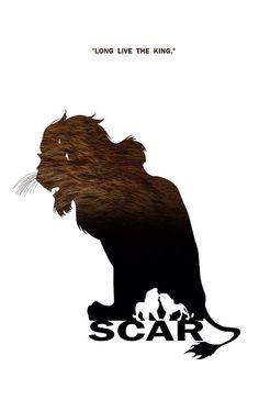 Scar - Long Live The King by Steve Garcia