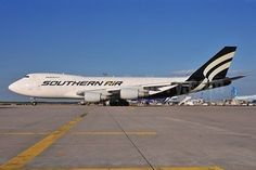 Southern Air is moving to Cincinnati, retires its last Boeing 747-200F freighter