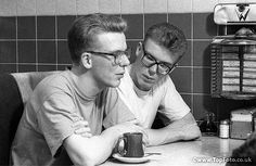 The Proclaimers a Scottish band composed of identical twins Charlie and Craig Reid : born 5 March 1962