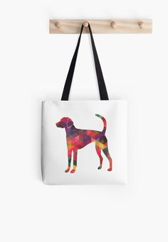 American Foxhound  ❤  Find more Breed Collection here…. ❤ BreedCollection.com ❤ TriPodDog.Etsy.com ❤ TriPodDogDesign.RedBubble.com ❤ http://www.zazzle.com/breed_collection