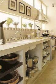 Resultado De Imagen Para Cocinas En Cemento Y Ceramica