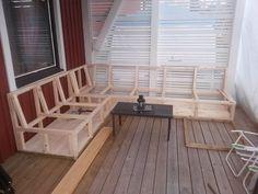 Resultado de imagen de platsbyggd soffa uterum The result was the image of the site-built sofa outside