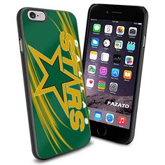 NHL HOCKEY Dallas Stars Logo, Cool iPhone 6 Smartphone Case Cover Collector iphone TPU Rubber Case Black 9nayCover http://www.amazon.com/dp/B00UNPKOCQ/ref=cm_sw_r_pi_dp_Vdmsvb1F23ZY0