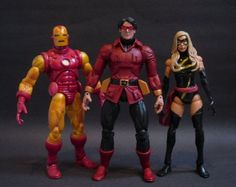 Wonder Man (Marvel Legends) Custom Action Figure