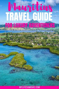 Have you ever heard of Mauritius? It's a beautiful island off the east coast of southern Africa that definitely needs to be on your bucketlist! If you need help planning your visit, here are all of my tips for having a luxurious, adventurous visit. #traveltips #africa #africatravel #mauritius #eastafrica #adventuretravel