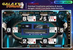 #galaxydomino - situs judi online terbesar   terpercaya , buruan daftar & dapatkan bonus 20000 di awal deposit ========================  #pokersnow #rajapoker99 #meteorqq #QQ338 #idnpoker #luxury138 #pokerstar #poker88 #daftarpoker #poker #pokeronline #pokerindonesia #livegame #poker88asia #pokernet88 #poker88qq #pokerpelangi #pelangiqq #dominoqiuqiu #ceme #pokerqq #hobipoker88 #togel #qqpoker #qiuqiu #pokerbet88 #ceme Poker Star, Poker Online, Arcade Games, Ios