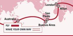 Travel Round The World | STA Travel