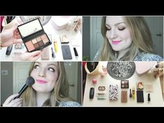 Make-up producten + look bij mijn ouders (voor het weekend)