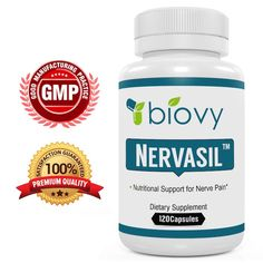 Nervasil is a great new supplement that many people are taking for nerve pain. If you're dealing with the unpleasant effects that nerve pain brings make sure to check it out.